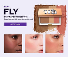 Load image into Gallery viewer, URBAN DECAY  Stay Naked Threesome( 14g) FLY