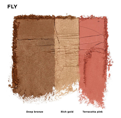 URBAN DECAY  Stay Naked Threesome( 14g) FLY