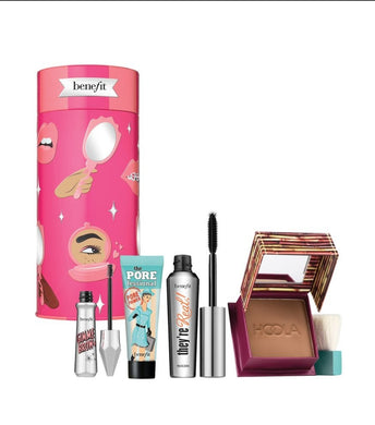 BENEFIT  Bring Your Own Beauty Set( 8.5g, 8g, 7.5ml, 3 mg )