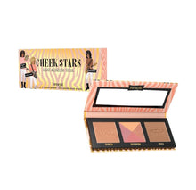Load image into Gallery viewer, BENEFIT  Cheek Stars Mini Reunion Tour Face Palette( 2 x 4g, 3.5g )