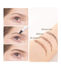 Load image into Gallery viewer, Eyebrow Stencil Kit