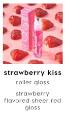 Load image into Gallery viewer, Colourpop roll with itroller gloss kit