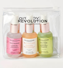 Load image into Gallery viewer, REVOLUTION SKINCARE  MINI ESSENCE SPRAY COLLECTION: SO SOOTHING