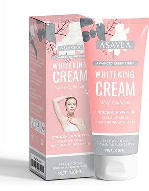 AsaVea Underarm Brightening Cream- Upgraded Formula