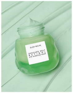 GLOW RECIPE  Avocado Melt Retinol Eye Sleeping Mask(15ml)