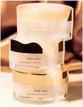 Load image into Gallery viewer, FARSÁLI  Rose Gold Elixir 24K Moisturizing Gel Cream( 45ml )