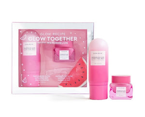 GLOW RECIPE  Glow Together With Watermelon( 75ml, 25ml)