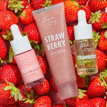 Load image into Gallery viewer, COLOURPOP FOURTH RAY® BEAUTY  jam seshstrawberry face care kit