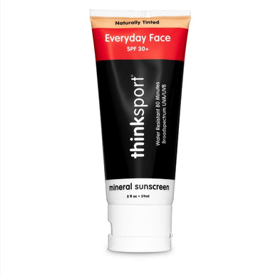 Thinksport, EveryDay Face, SPF 30+, Naturally Tinted, 2 oz (59 ml)