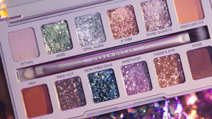 URBAN DECAY  Stoned Vibes Eyeshadow Palette( 12 x 0.85g )