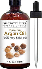 Load image into Gallery viewer, Majestic Pure Moroccan Argan Oil