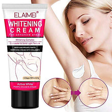 Load image into Gallery viewer, Underarm Whitening Cream Armpit Repair Cream Legs Knees Elbow Private Parts Body Whitening Cream Remove Melanin TSLM2