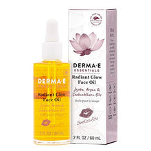 Load image into Gallery viewer, DERMA E Sunkissalba Radiant Face Glow Oil, 2 oz