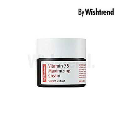[BY WISHTREND] Vitamin 75 maximizing cream, facial cream, vitamin c cream, 50ml