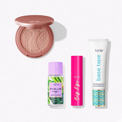 Tarte beauties on the run discovery set