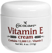 Load image into Gallery viewer, Cococare, Vitamin E Cream, 12,000 IU