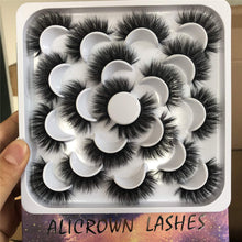 Load image into Gallery viewer, ALICROWN Fluffy Mink Lashes,