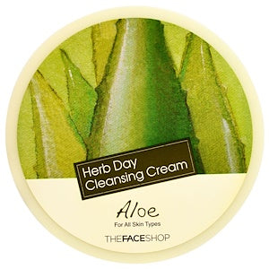 The Face Shop, Herb Day Cleansing Cream