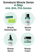 Load image into Gallery viewer, Somebymi AHA BHA PHA Miracle Series Full Set 4 Pcs