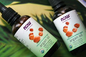 Now Foods, Organic Argan Oil, 2 fl oz (59 ml)