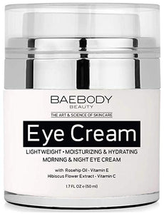 Baebody Eye Cream Rosehip Hibiscus