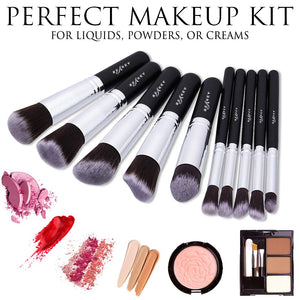 Beakey Makeup Brush Set,