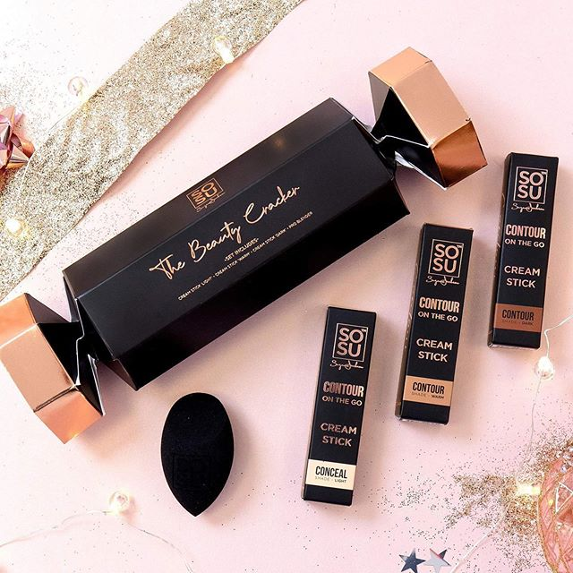 SOSU By Suzanne Jackson  The Beauty Cracker Gift Set