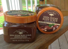 Load image into Gallery viewer, Tree Hut Shea Sugar Scrub, Brazilian Nut, 18 Ounce