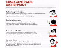 Load image into Gallery viewer, Cosrx, Acne Pimple Master Patch, 24 Patches
