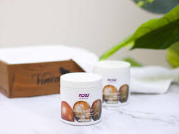 NOW Solutions, Organic Shea Butter