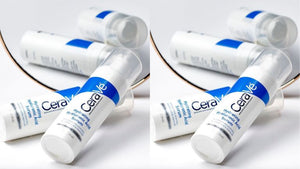 CeraVe Hydrating Hyaluronic Acid Serum For Normal To Dry Skin + FREE CeraVe Mini