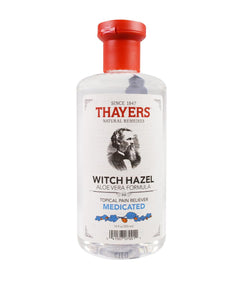 Thayers -  Alcohol-Free Toner, Witch Hazel, 12-Ounces