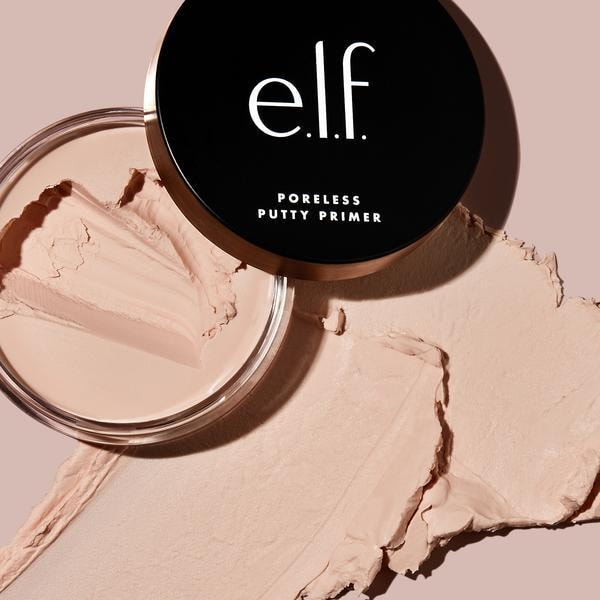 E.L.F Poreless Putty Primer, Universal Sheer, 0.74 oz (21 g)