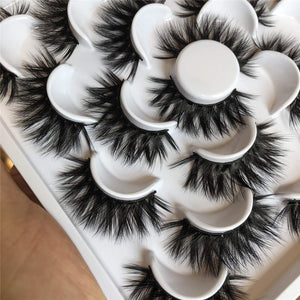 ALICROWN Fluffy Mink Lashes,