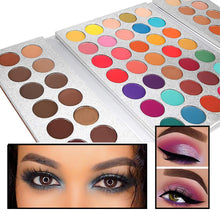 Load image into Gallery viewer, Beauty Glazed 63 Colors Eyeshadow