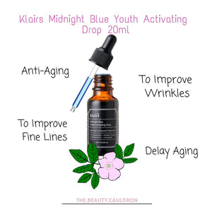 Dear Klairs Midnight Blue Youth Activating Drop