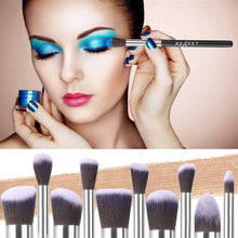 Load image into Gallery viewer, Beakey Makeup Brush Set,