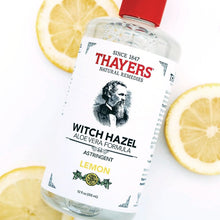 Load image into Gallery viewer, Thayers, Witch Hazel, Aloe Vera Formula, Astringent Lemon, 12 fl oz (355 ml)