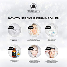 Load image into Gallery viewer, Derma Roller Kit 0.3MM and Vitamin C 25%