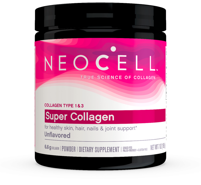Neocell, Super Collagen, Unflavored, 7 oz (198 g)