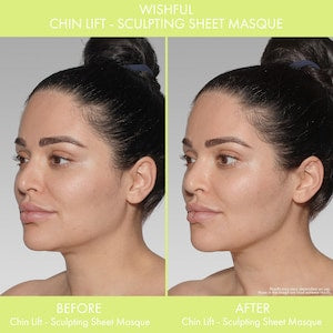 WISHFUL  Chin Lift Sculpting Sheet Mask