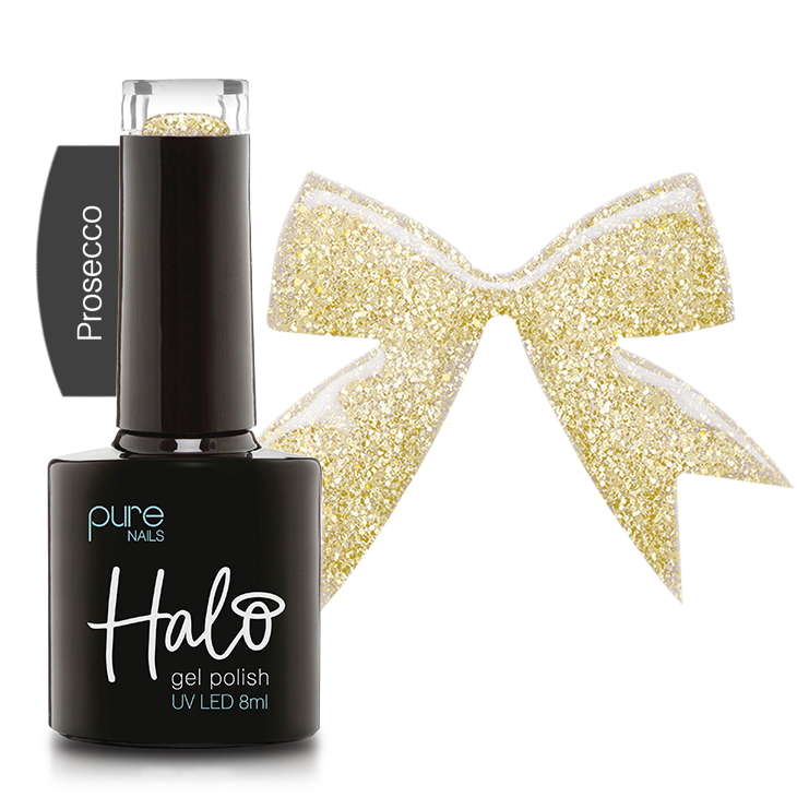 Halo Gel Polish 8ml Prosecco