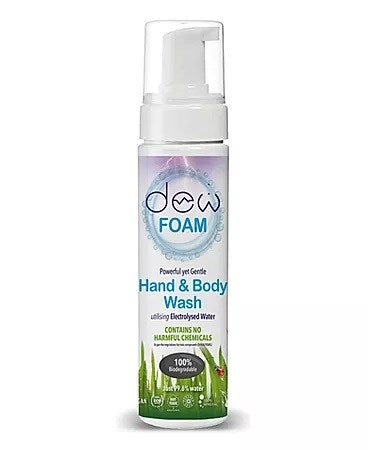 Dew Foam Hand & Body Wash 200ml