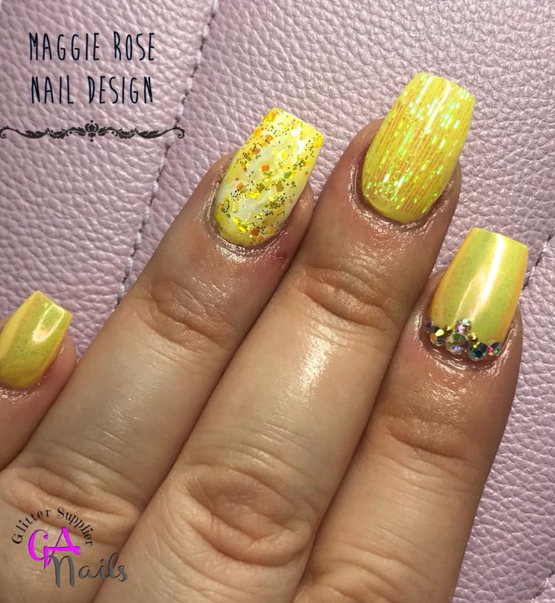 Halo Gel Polish 8ml Mellow Yellow