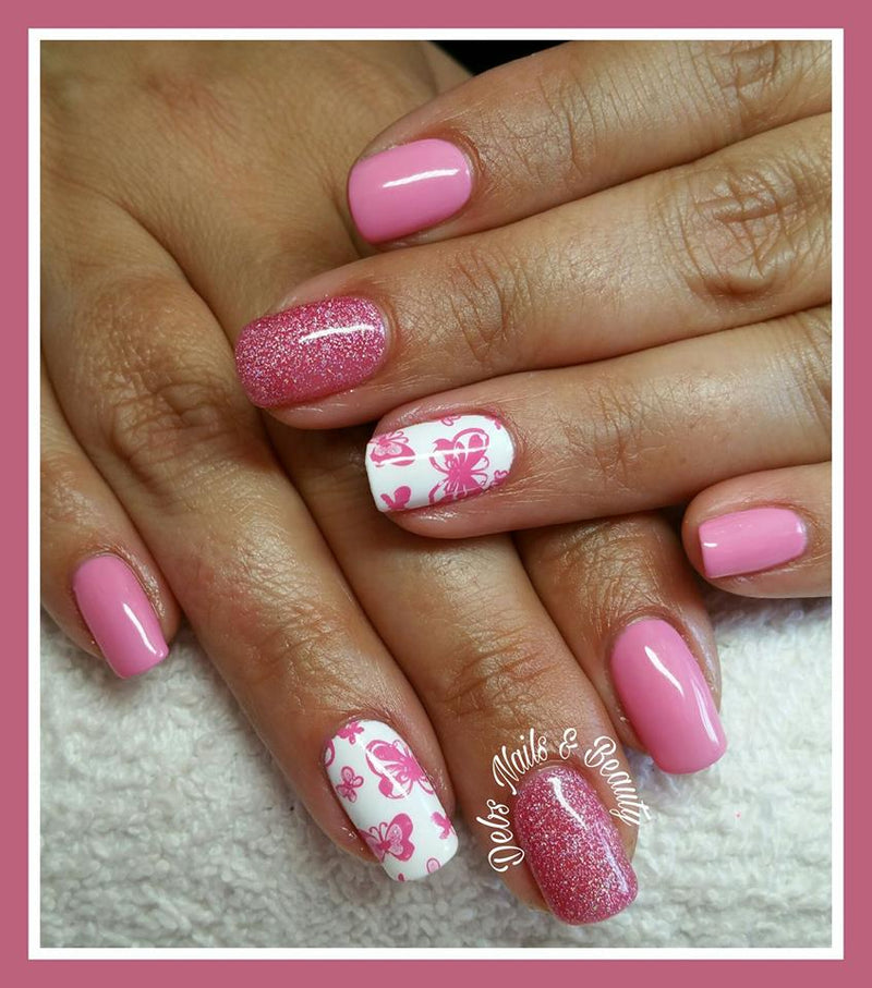 Halo Gel Polish 8ml Pink