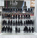 Halo Gel Polish 8ml  48 Bottle Stand