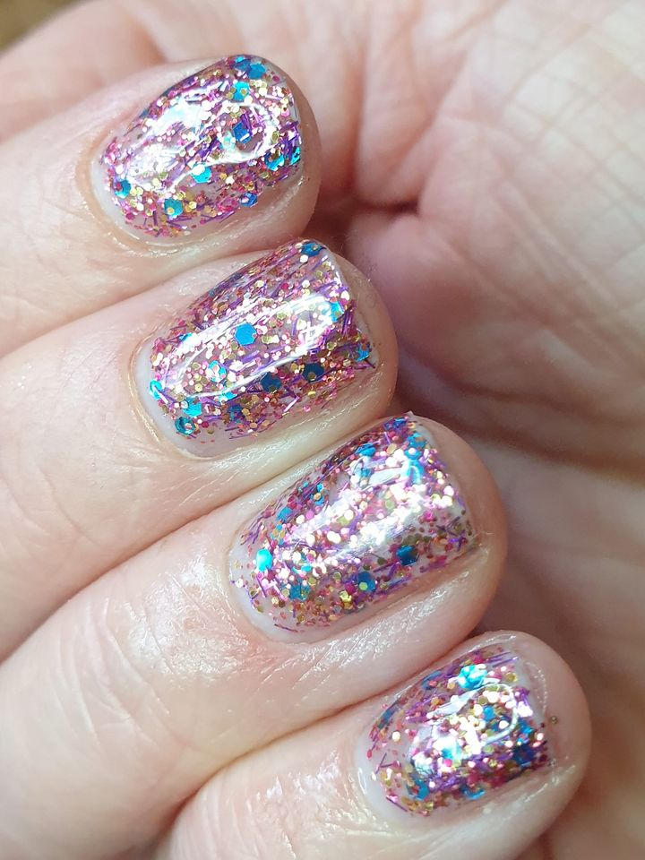 Halo Gel Polish 8ml 12 o'clock