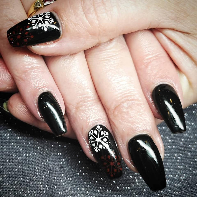 Halo Gel Polish 8ml Black