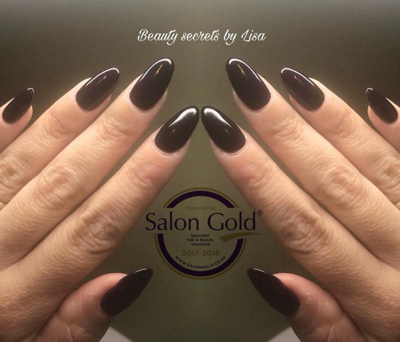 Halo Gel Polish 8ml Mulberry Wine