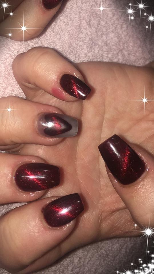 Halo Gel Polish 8ml Malice